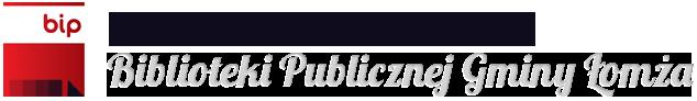 BIP Biblioteki Publicznej Gminy Łomża z siedzibą w Podgórzu
